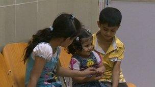 Iraqi children