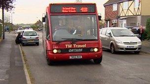 Ripley school bus