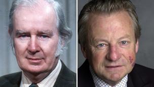 Gwynfor Evans and Lord Elis-Thomas