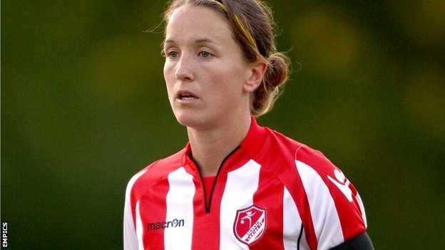 Casey Stoney
