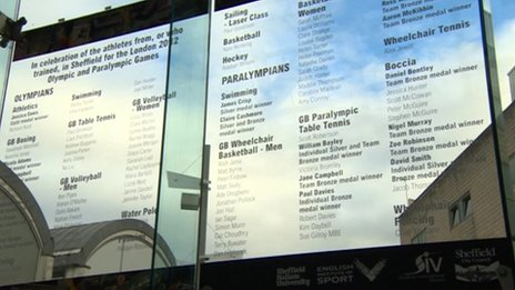 Names on the roll of honour