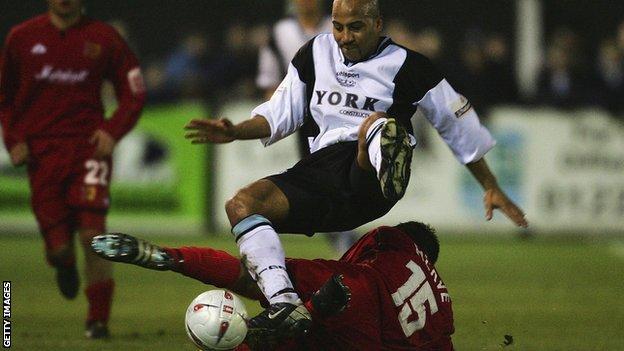 Cambridge City v MK dons in 2004