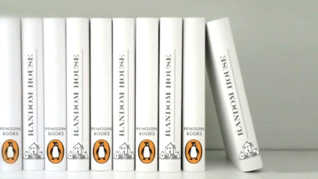 Random House and Penguin logos