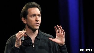 Scott Forstall