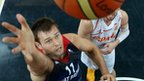 Great Britain's Joel Freeland