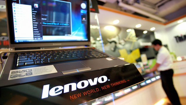 Lenovo notebook on sale