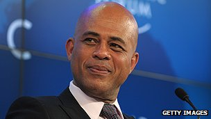 Haiti profile-President Michel Martelly