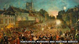 Fireworks by J. S. Holmes