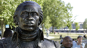 Bust of Toussaint Louverture
