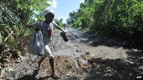 Sandy: Haiti fears food shortages after hurricane-Added COMMENTARY By Haitian-Truth