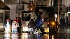 People rescued in flooded Seaside Heights, NJ
