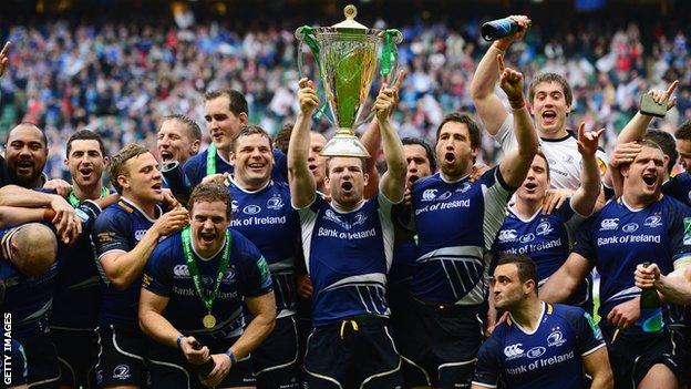 Leinster, Heineken Cup