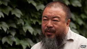 File photo: Ai Weiwei