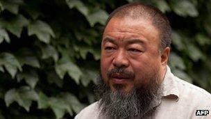 File photo: Ai Weiwei