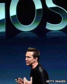 Scott Forstall, Apple's former head of iOS software
