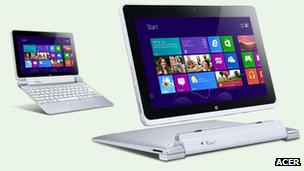 Acer Iconia computers