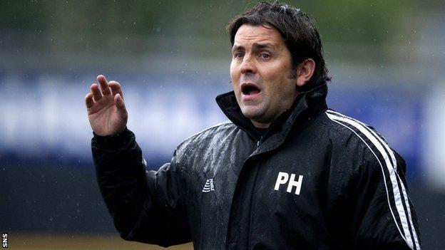 Former Scotland international Paul Hartley