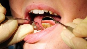 Generic dental examination