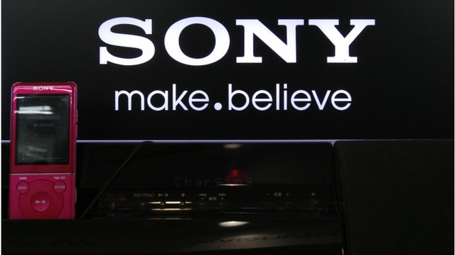 Sony product