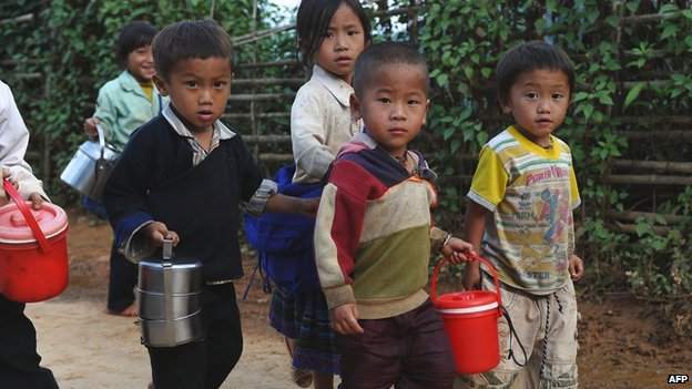 Children in Vietnam