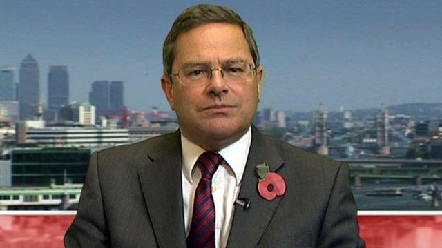 Rics' global residential director Peter Bolton King