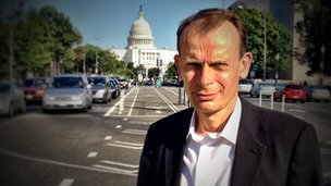 Andrew Marr in Washington