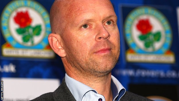 Henning Berg, Blackburn manager