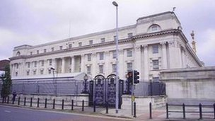 Belfast&#039;s High Court