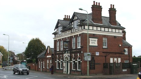 Tramway Hotel, Lowestoft