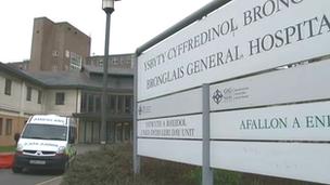 Bronglais Hospital