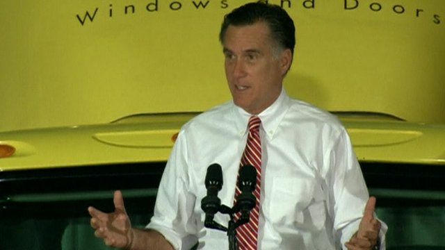 Governor Mitt Romney