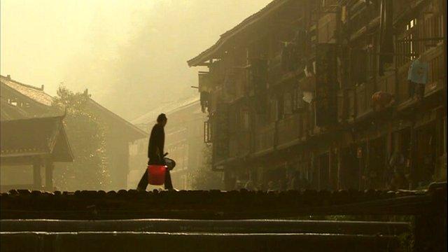 China's poorest province, Guizhou