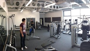 New Bridgwater leisure centre