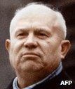 Nikita Khruschev, file pic