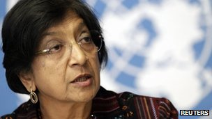 File photo: Navi Pillay
