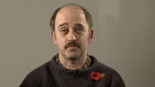 Philip Pover, independent candidate for Bristol mayor