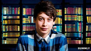 Nick D&#039;Aloisio, founder Summly
