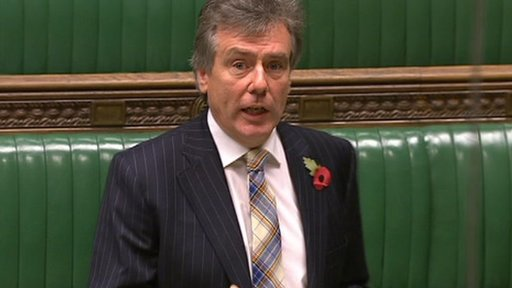 Conservative MP Neil Carmichael