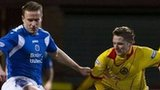 Queen of the South face Partick Thistle