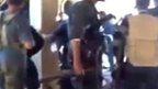 VIDEO: Video 'shows rebels shooting prisoners'