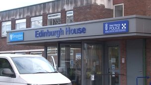 Edinburgh House