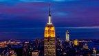 View of New York, 1 Nov 2012
