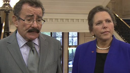 Lord Winston and Baroness Kramer