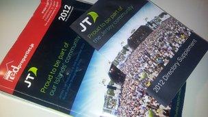 JT telephone directory