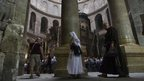 Jerusalem church in row over bill