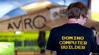 Domino computer engineer