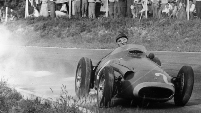Juan Manuel Fangio