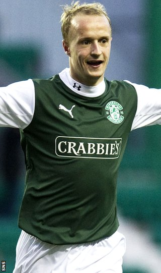 Leigh Griffiths was in superb form for the hosts