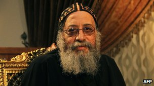 Bishop Tawadros. Photo: October 2012