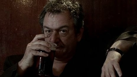 Actor Ken Stott has played Rebus in the TV series